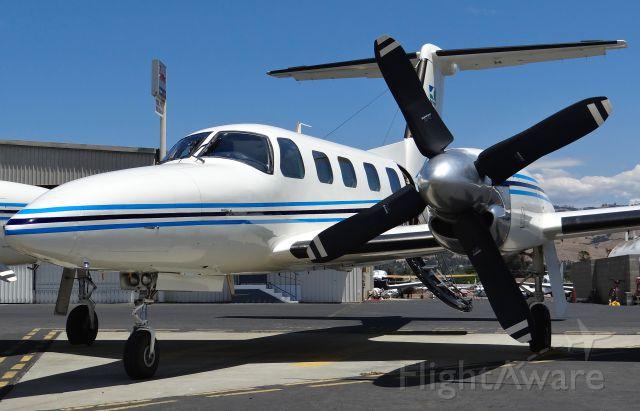 Piper Cheyenne 400 (N72RT)