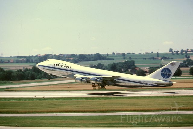 BOEING 747-100 (N750PA)