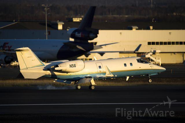 Learjet 60 (N56)