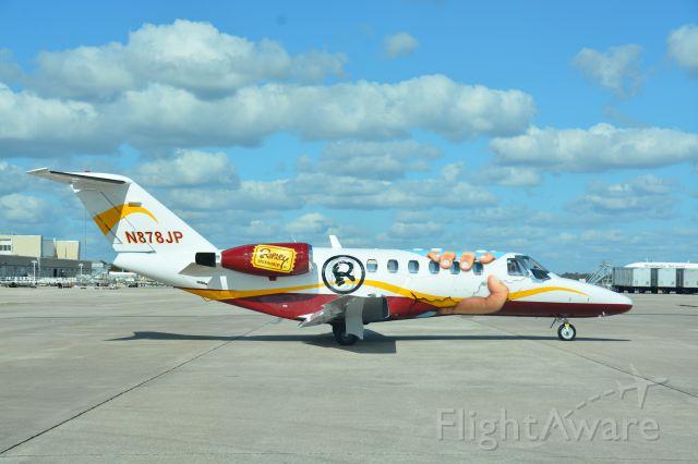 Cessna Citation CJ2+ (N878JP)