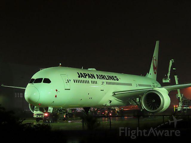 Boeing 787-9 Dreamliner (JA881J) - I took this picture on Jul 06, 2021.