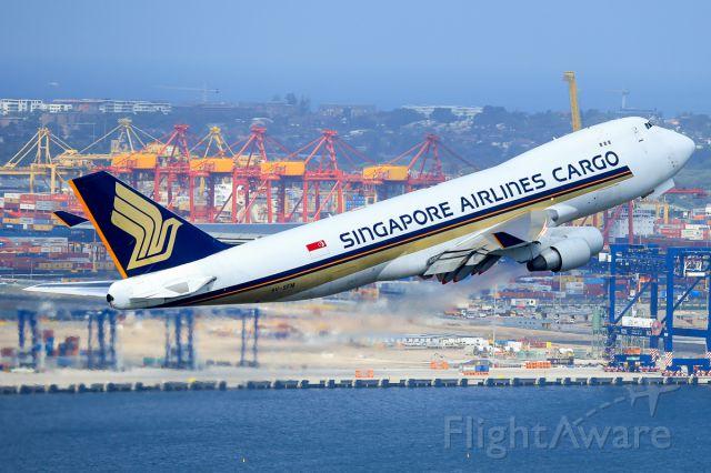 Boeing 747-400 (9V-SFM) - https://www.facebook.com/groups/VictorPodyPhotography/