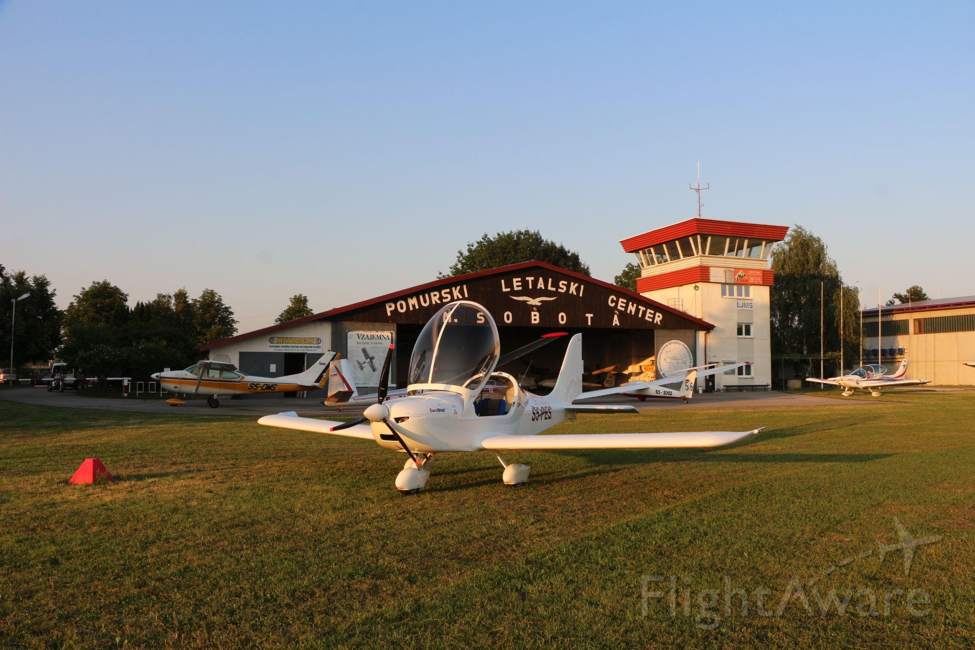 S5-PES — - A new aircraft joined Aeroclub Murska Sobota, Slovenia