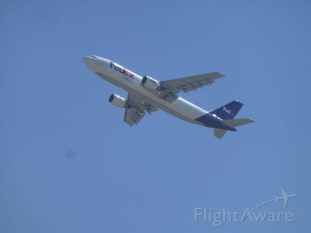 Airbus A310 (N655FE)