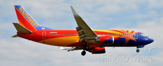 Boeing 737-700 (N383SW)