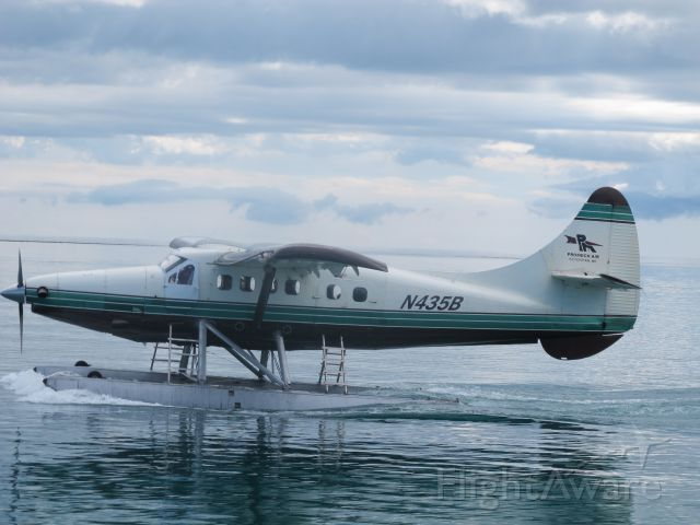 De Havilland Canada DHC-3 Otter (N435B) - Ferrying folks to and from Ft. Jefferson in the Keys 2018
