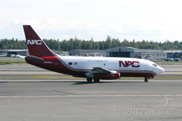 Boeing 737-200 (N320DL) - Northern Air Cargo, N320DL, Boeing 737-232Advance, msn 23092,  Photo by John A. Miller, a rel=nofollow href=http://www.PhotoEnrichments.comwww.PhotoEnrichments.com/a