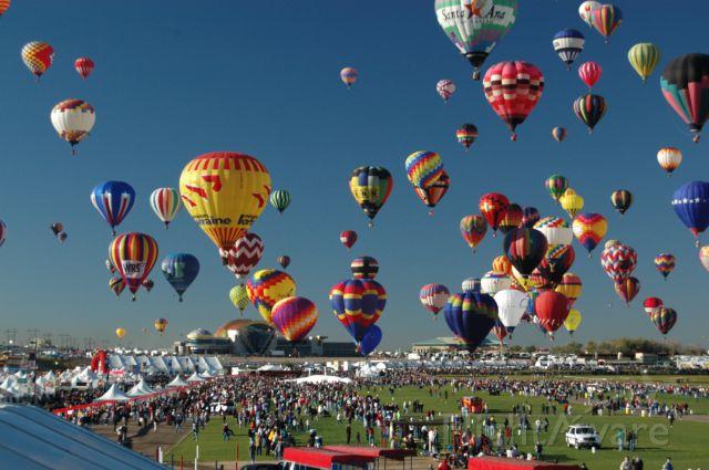 Unknown/Generic Balloon — - Balloon Fest USA