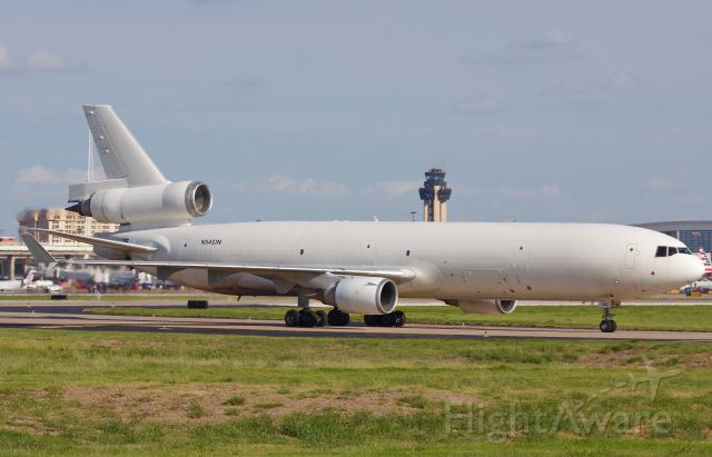 Boeing MD-11 (N543JN) - Originally delivered to Eva Air (please view in full for best photo quality)