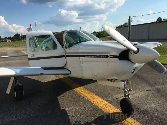 Piper Cherokee (N4638J)