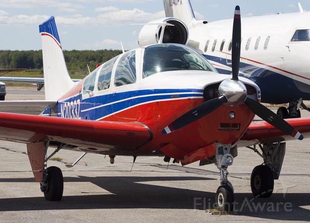 Beechcraft Bonanza (33) (N2033Z) - I like the colors!