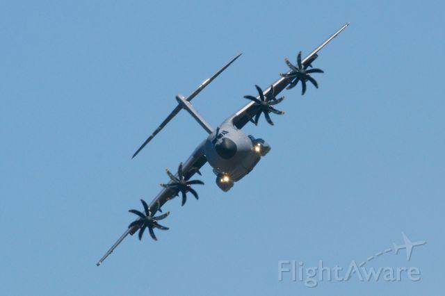 AIRBUS A-400M Atlas (F-WWMS) - Airbus Military A-400M Atlas, Salon de Provence Air Base 701 (LFMY)