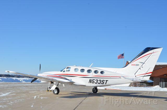 Cessna Chancellor (N533ST)