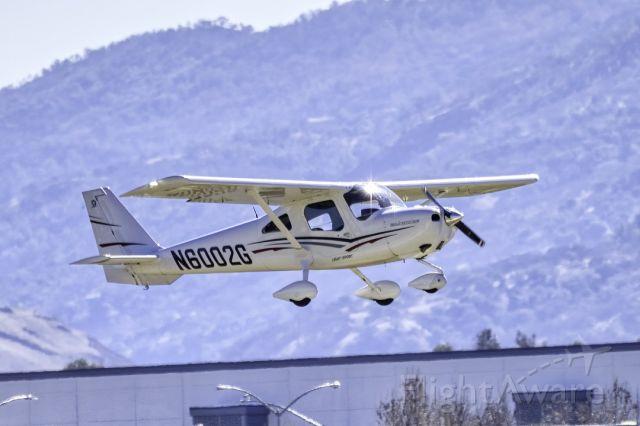 Cessna Skycatcher (N6002G) - Cessna 162 at Livermore Municipal Airport. February 2021