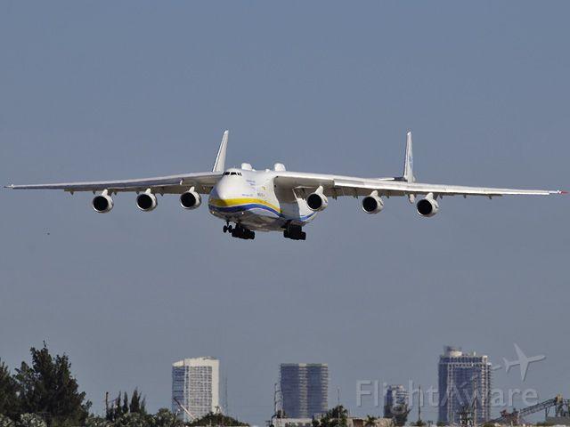 Antonov Antheus (UR-82060) - Antonov Design Bureau An-225 Mriya
