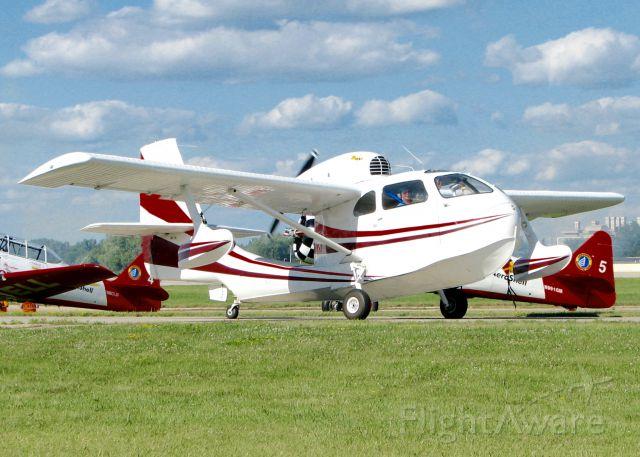 REPUBLIC Seabee (N6713K) - At AirVenture.