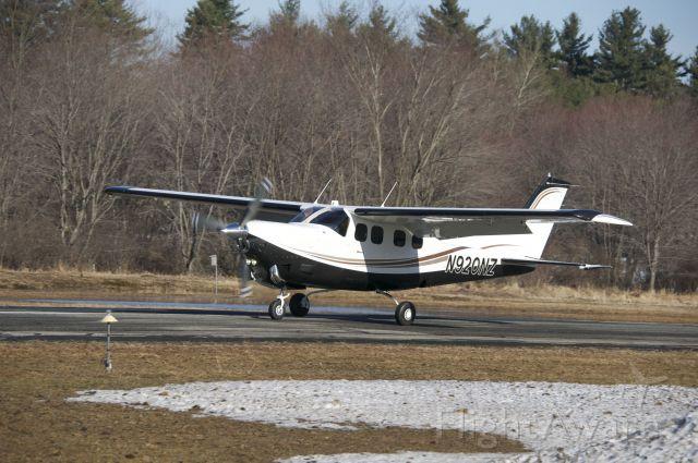 Cessna P210 (turbine) (N920NZ)