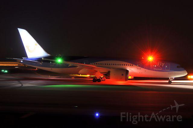 Boeing 787-8 (OO-JDL) - OO-JDLBoeing787-8 DreamlinerB78834425