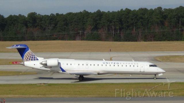Canadair Regional Jet CRJ-700 (N509MJ) - Taken November 29, 2015.