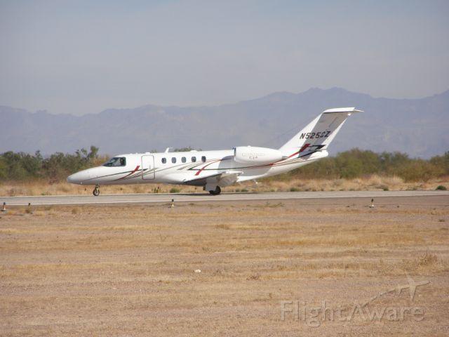 Cessna Citation CJ4 (N525CZ)