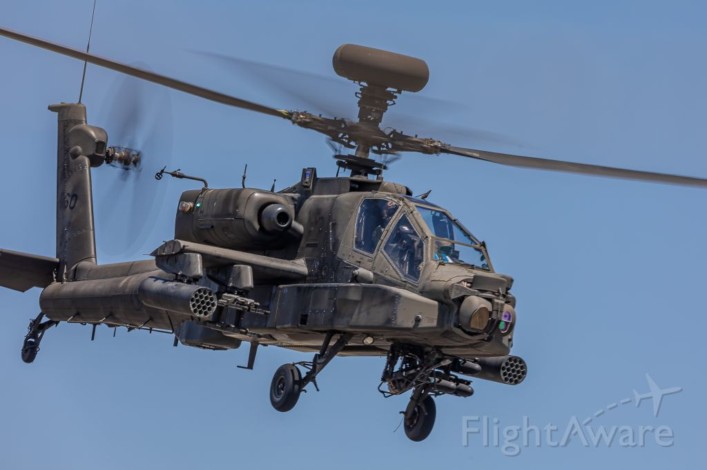Boeing Longbow Apache — - Republic of Singapore Air Force AH-64D Longbow Apache
