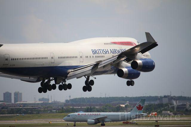 Boeing 747-400 (G-CIVA)