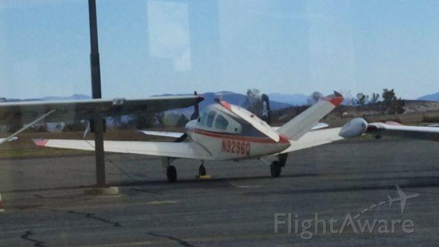 Beechcraft 35 Bonanza (N9296Q)