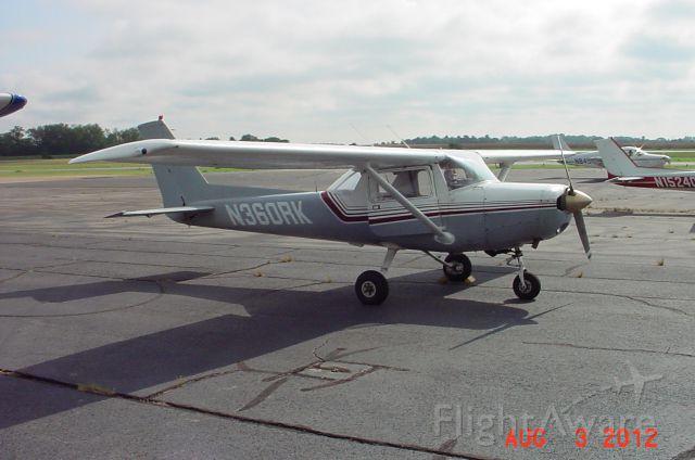 Cessna 152 (N360RK) - PERRY GA