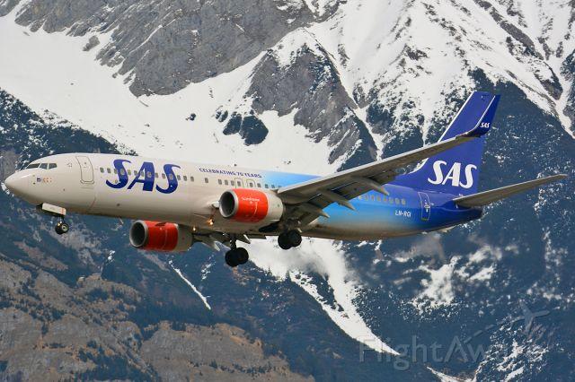 Boeing 737-800 (LN-RGI)