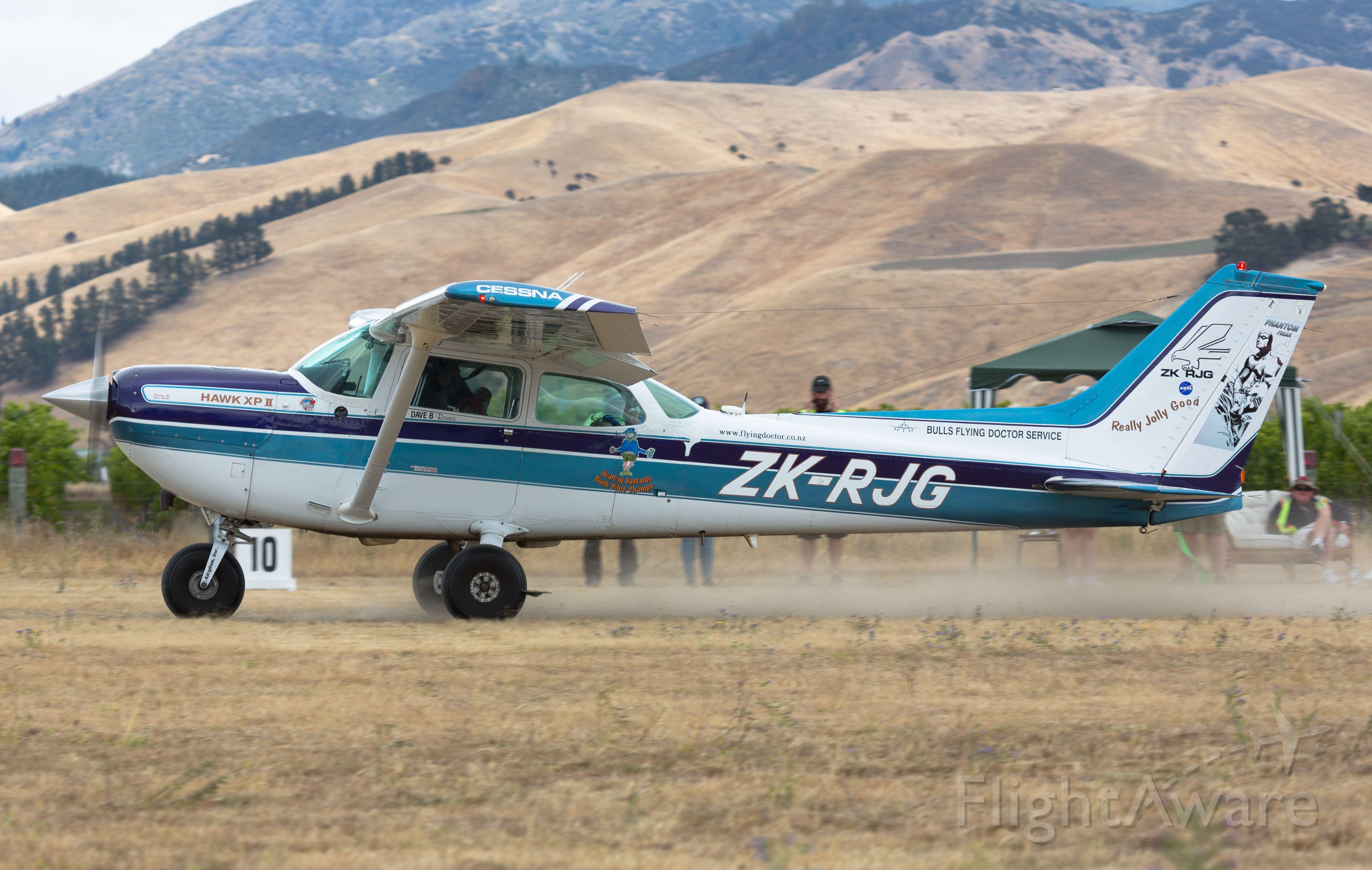 Cessna Skyhawk (ZK-RJG)
