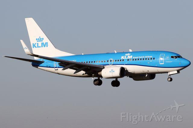 Boeing 737-800 (PH-BGI)