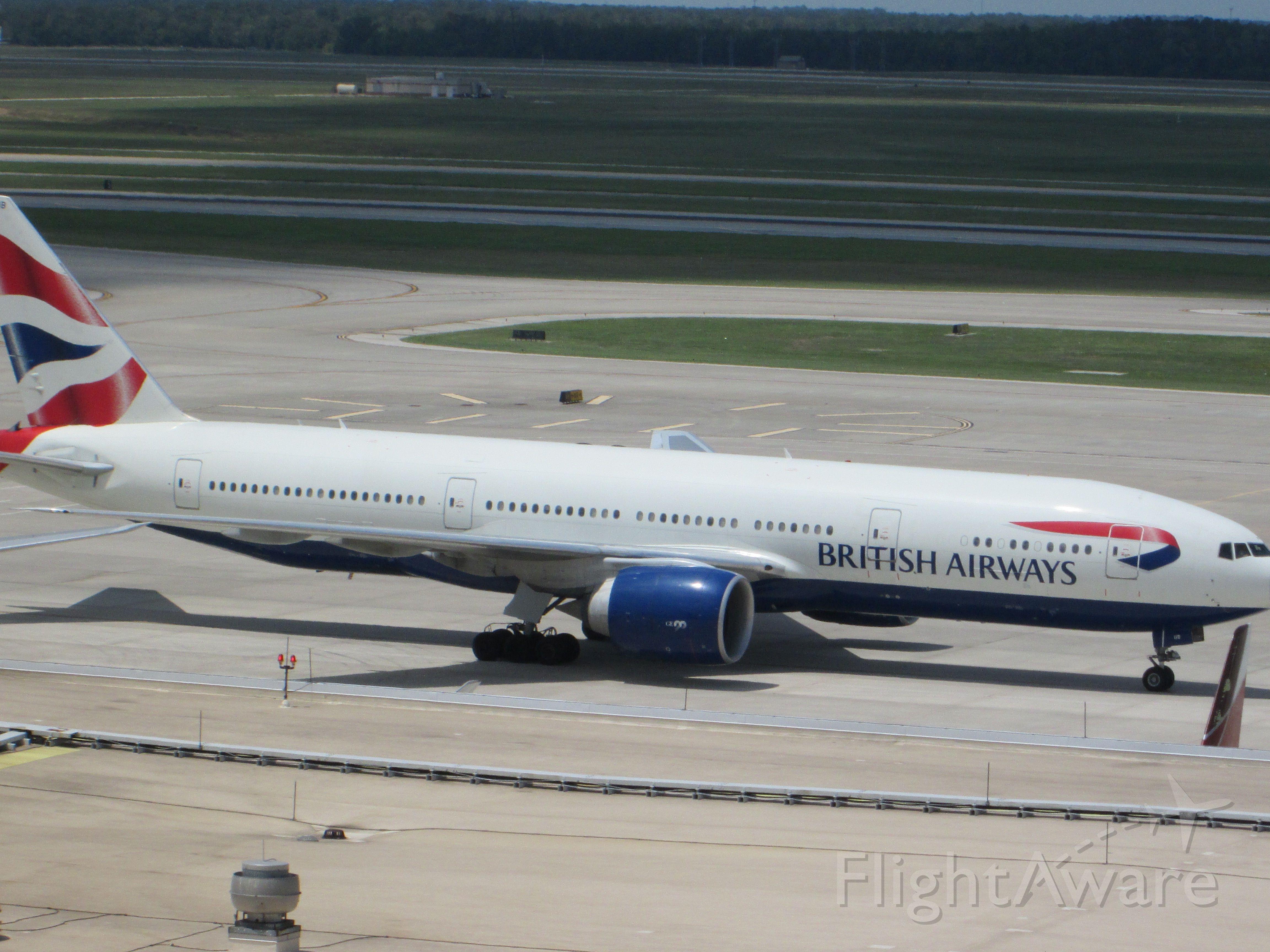 Boeing 777-200 (G-VIIB)