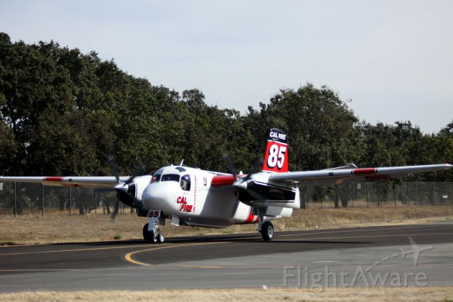 """N438DF — - Forestry Department aircraft called into service during the  """"wings Over Wine Country"""" Airshow   09-27-2015"""