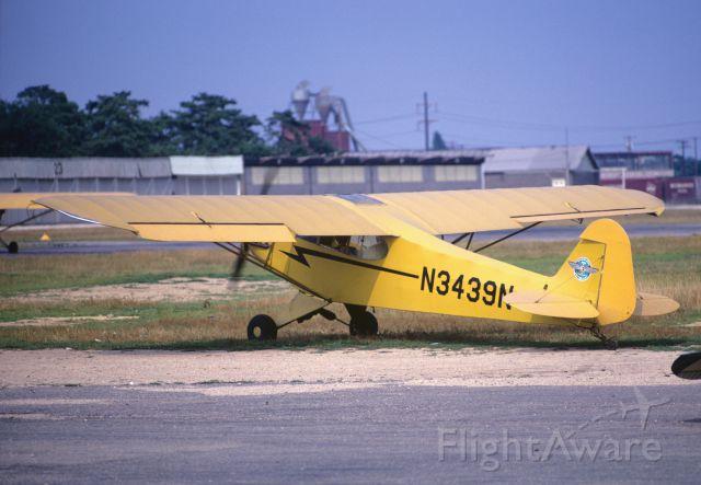 N3439N — - Zahns Airport 1968