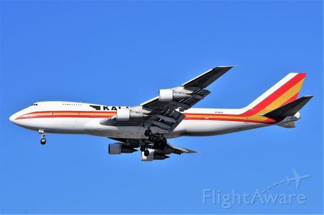 Boeing 747-200 (N795CK) - EX NWA -251F N631US & N631NW