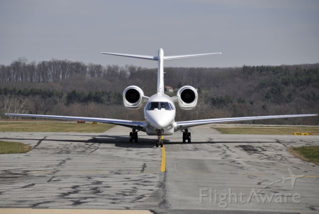 Cessna Citation X (N757XJ) - Seen at KFDK on 3/31/2009.  Thanks to the friendly pilots who showed me around.