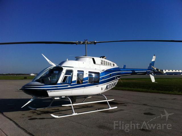 Bell JetRanger (N206WL)