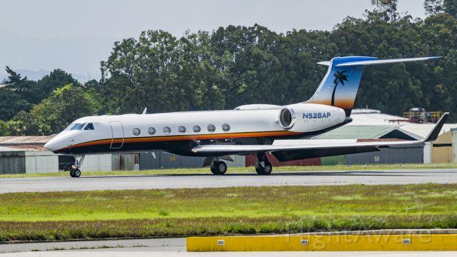 Gulfstream Aerospace Gulfstream V (N528AP) - N528AP