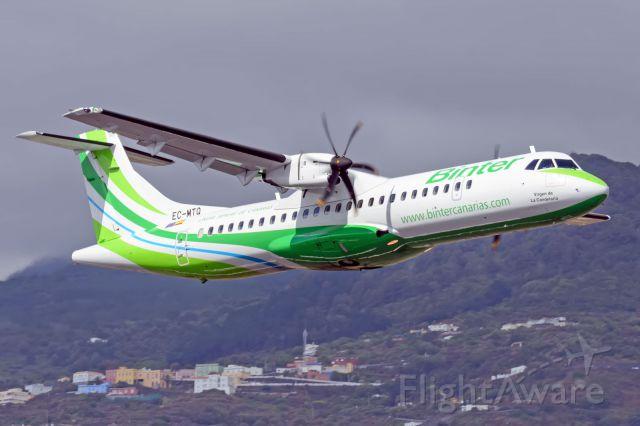 Aerospatiale ATR-42-300 (EC-MTQ)