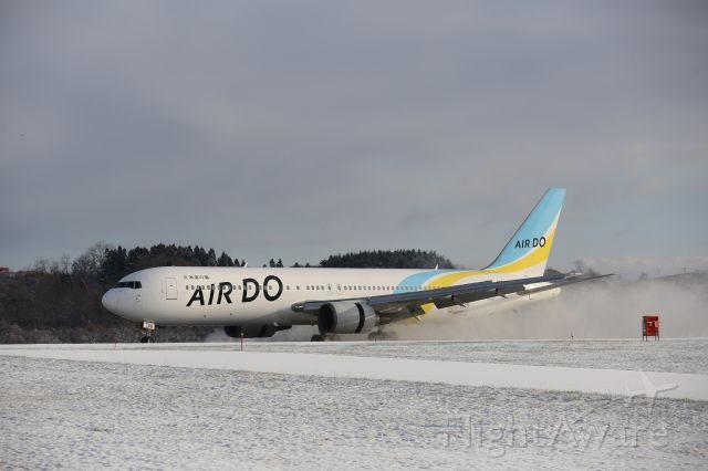 BOEING 767-300 (JA98AD) - 25 November 2016: HND-HKD.