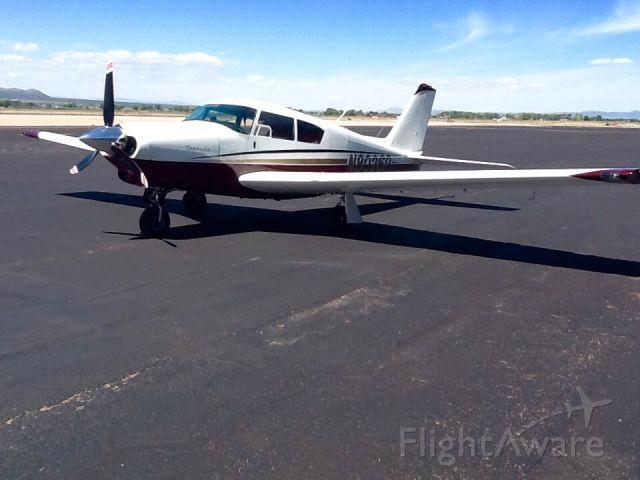 Piper PA-24 Comanche (N8026P)