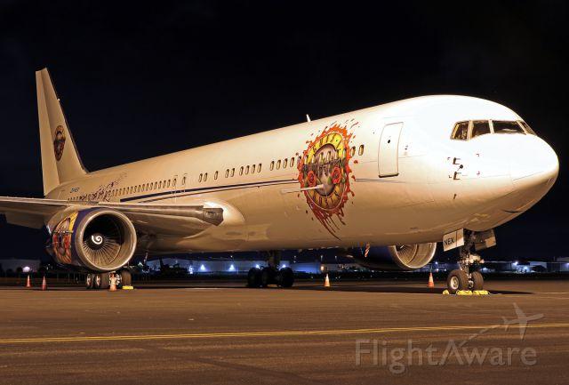 BOEING 767-300 (ZS-NEX)