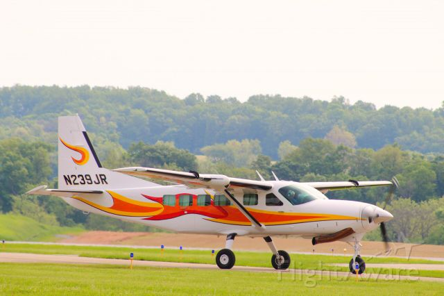 Cessna Caravan (N239JR) - View at full for best quality
