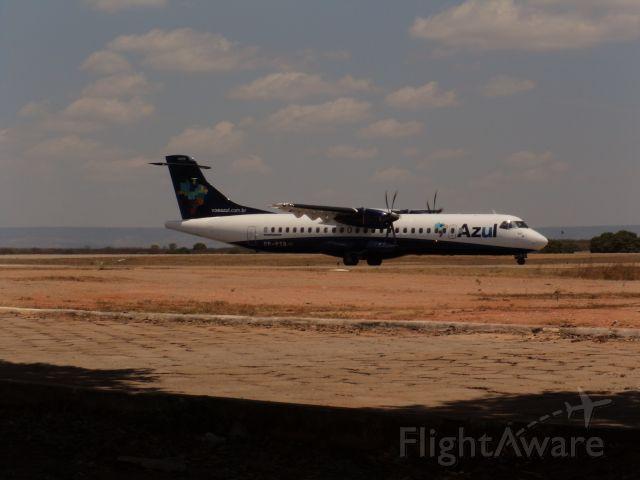 PP-PTR — - ATR 72-212A(500) (Aeroporto Regional de Juazeiro do Norte / Ceará / Brasil)