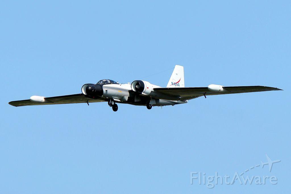 Martin WB-57 (N926NA) -