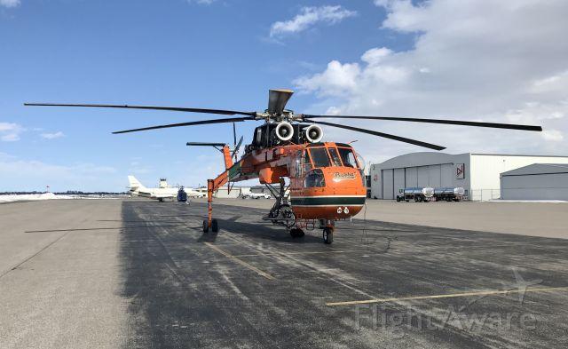 Sikorsky CH-54 Tarhe (N163AC)