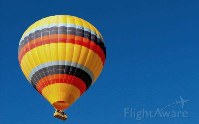 Unknown/Generic Balloon (TC-BGK) - Over Cappadocia, Turkey
