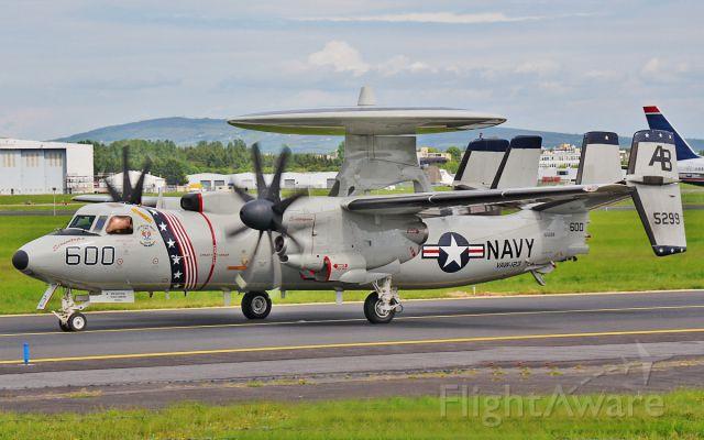 16-5299 — - u.s. navy e-2c hawkeye 165299 dep shannon 29/5/14.