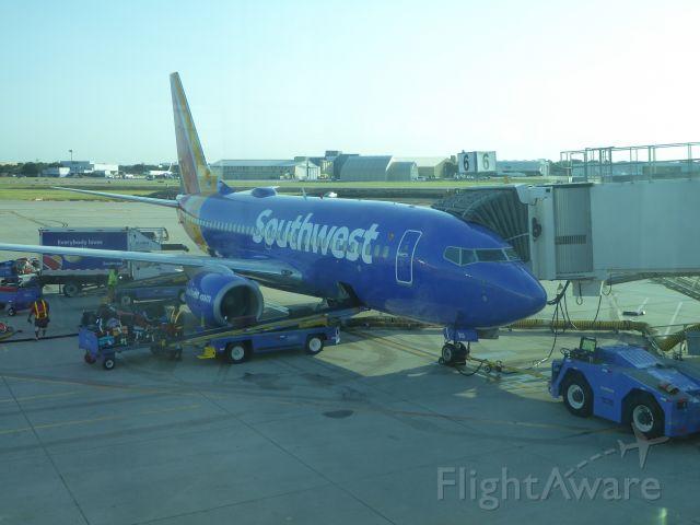Boeing 737-700 (N919WN)