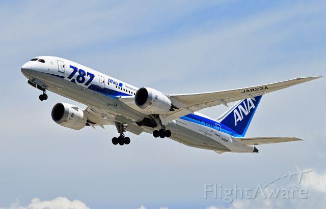 Boeing 787-8 (JA823A)